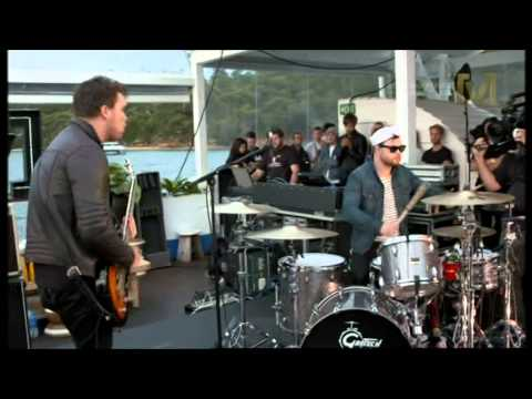 Royal Blood - Live On Sydney Harbour (Part 1/2) Feb 4 2015
