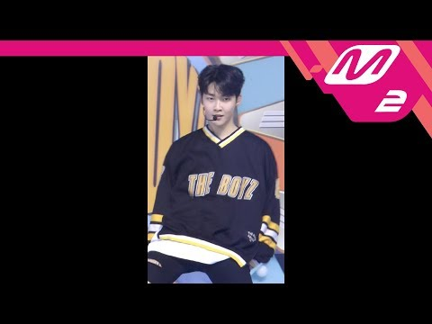 [MPD직캠] 더보이즈 케빈 직캠 'GIDDY UP' (THE BOYZ KEVIN FanCam) | @MCOUNTDOWN_2018.4.5