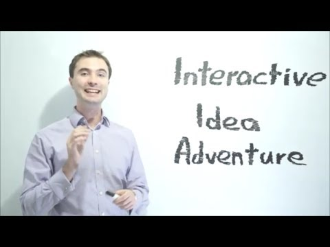 What Improvides does: Innovation, creativity and the Interactive Idea Adventure