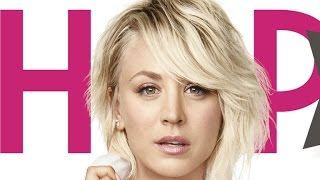 Kaley Cuoco-Sweeting Goes Topless for 'Shape' Magazine