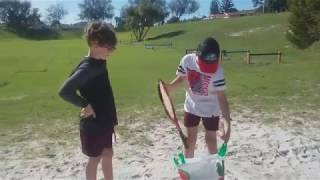 All Sports Golf Battle | The Flash