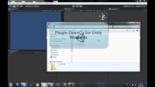 OpenCV Unity FaceDetection - Adriano Sanna