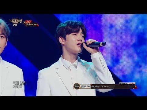 【TVPP】 EXO - Universe, 엑소 – 유니버스 @MBC Gayo Daejejeon 2017