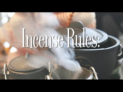 How-To Light Magical Incense
