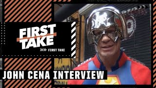 John Cena on his return to WWE and role in 'The Suicide Squad'   First Take