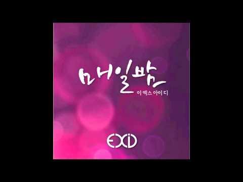 [ EXID (이엑스아이디) - 매일밤 (Every Night) ]