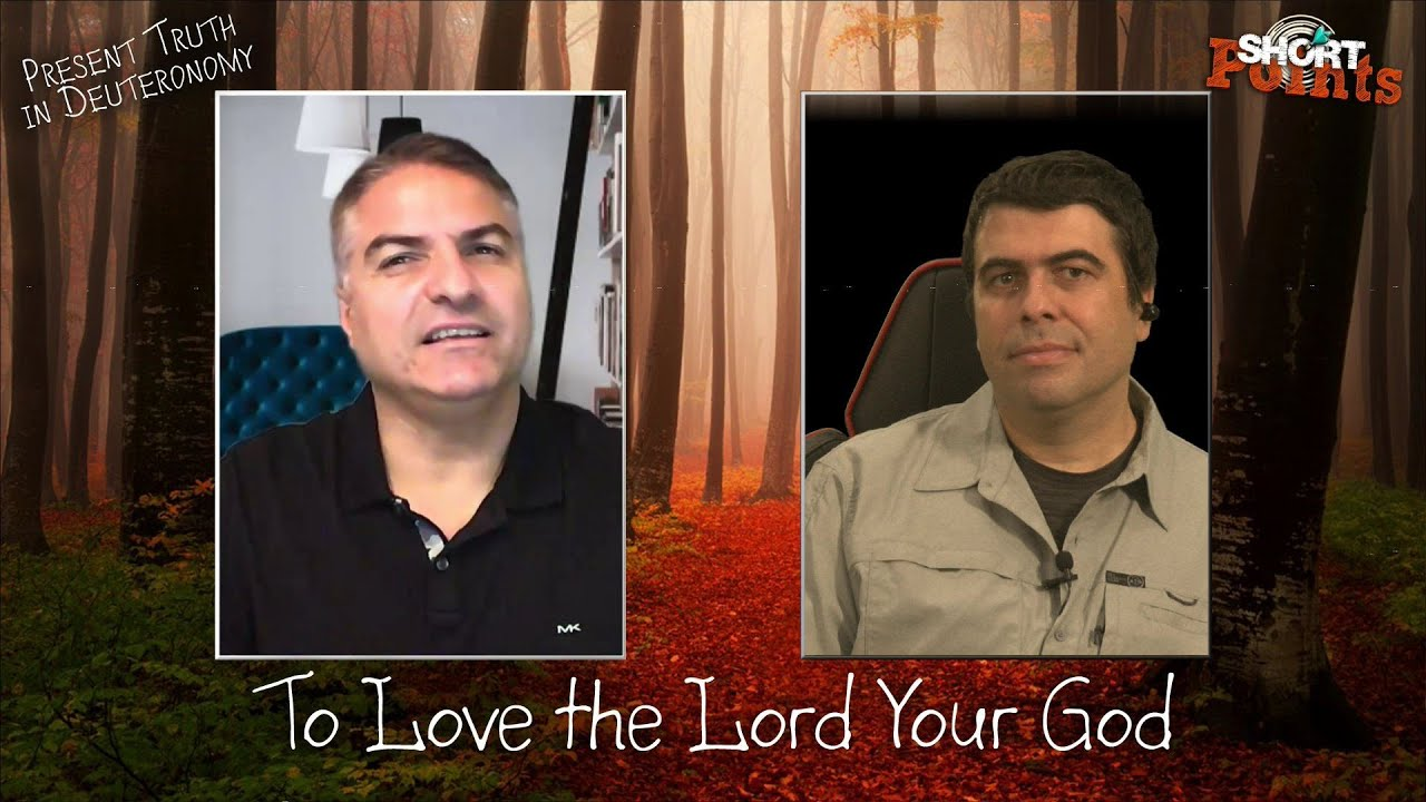 To Love the Lord Your God - Sabbath School Lesson 4, Q4, 2021
