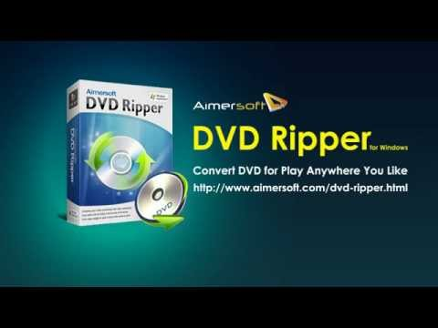 DVD Ripper - Best DVD Converter to Rip DVD Movies | Aimersoft