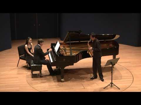 Jules Demersseman: Fantaisie sur un thème original - Hanchao Jiang & Juan David Molano
