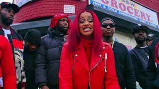 Crip Gang Members Check Cardi B over disrespectful Instagram post