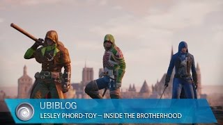 Assassin's Creed Unity - Inside the Brotherhood