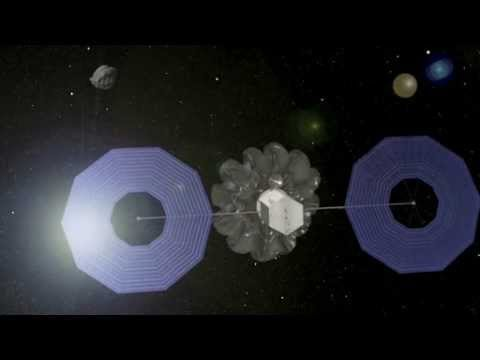 Asteroid Retrieval & utilization project NASA Animation