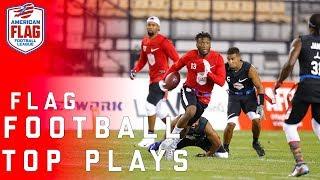 Flag Football Top Plays: Michael Vick, Ochocinco, Nate Robinson and More! | NFL