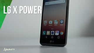 Video LG X Power Al6PggvU7Is