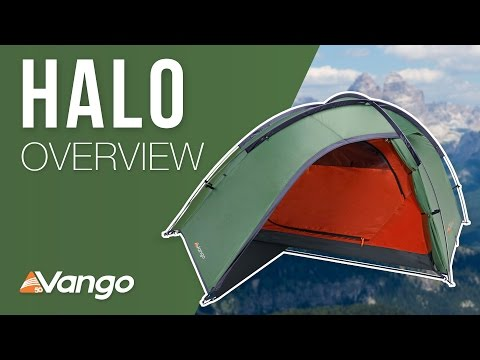 Vango Halo Pro 300 - Anthracite - 3 Person Tent
