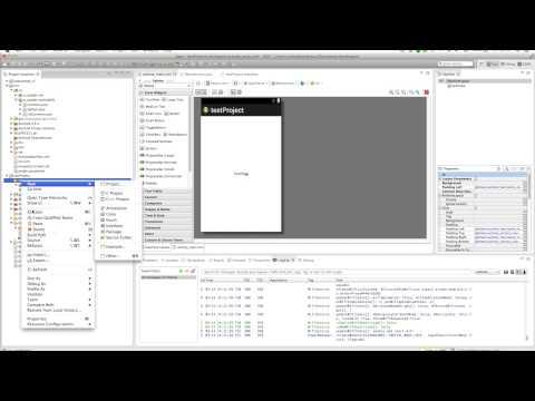 Android. Настройка Eclipse. Корпоративное использование