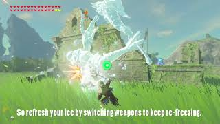 Zelda Breath of the Wild - 27 Obscure Combat Secrets and Tricks