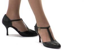 Salsa - Nivel 1 Paso Básico Mujer (6/15) - Academia de Baile