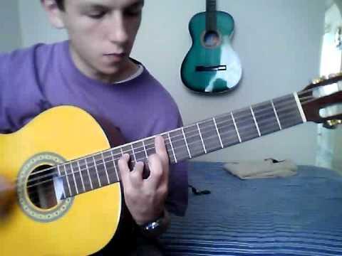 Marcos Vidal - Dime que mas (cover guitarra)
