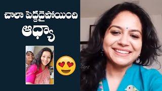 Singer Sunitha about Pawan Kalyan daughter Aadhya- Renu De..