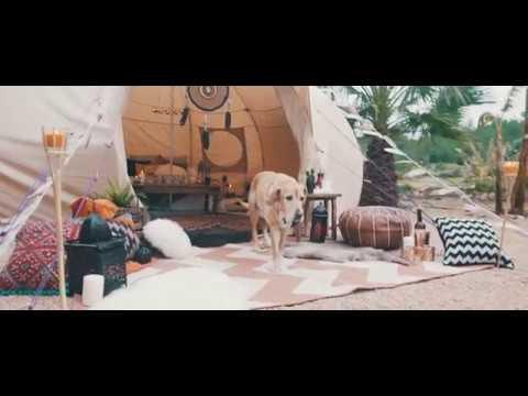 Boutique Camping Tents 5m Luna Leicht Rundzelt