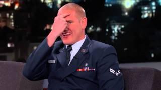 A1C Spencer Stone on Jimmy Kimmel