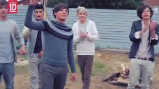 One Direction: Behind The Scenes Photoshoot
