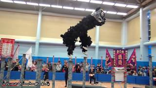 Hong Kong Open Championship - Chinese Lion Dance (2017 - Part 2 - Revised)