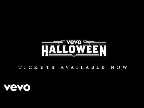 #VevoHalloween 2016 - TICKETS ON SALE NOW!