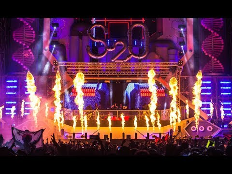Krewella live set at S2O 2018 Bangkok