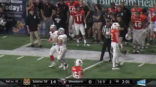 ISU vs Western Colorado Highlights