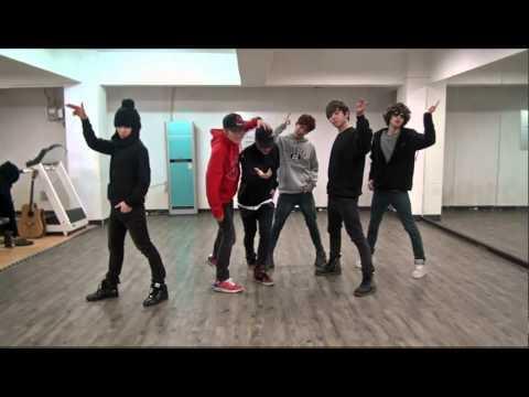 TEEN TOP '미치겠어(Crazy)' 안무영상 기합 ver.