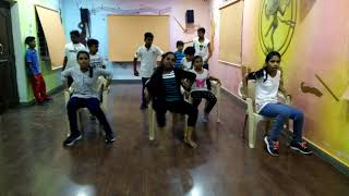 Ramana dance videos in Kongaroo care in my students 22