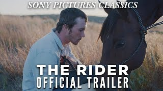 The Rider | Official Trailer HD (2017) HD
