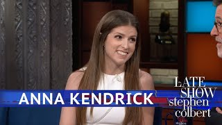 /what did anna kendrick say to make obama laugh