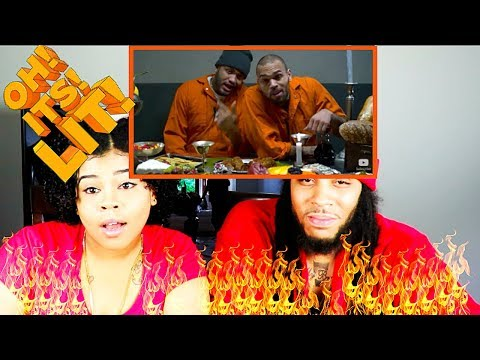 Joyner Lucas & Chris Brown - I Don't Die | REACTION !!