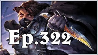 Funny And Lucky Moments - Hearthstone - Ep. 322