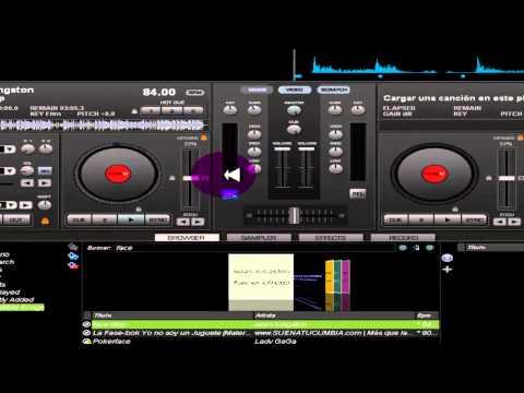Error de Broadcast  Encoder error en virtual dj Listen2myradio [HD]