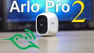 Arlo Pro Security Camera Wireless Battery Powered System