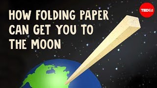 How Folding Paper Can Get You to the Moon