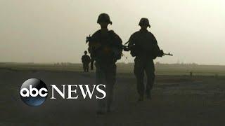 Estados Unidos está cerca de un acuerdo con los talibanes para retirar sus tropas, indica un reporte