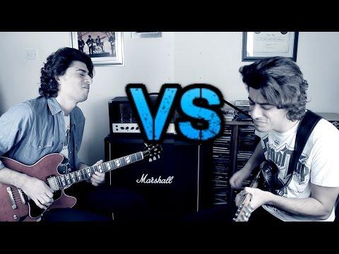 Fender vs Gibson - The Blues Jam