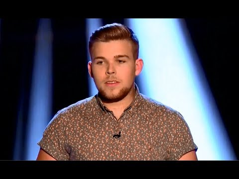 The Voice UK 2014 Blind Auditions Jamie Johnson 'So Sick' FULL