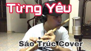 TỪNG YÊU - Phan Duy Anh - Sáo trúc Đào Duy cover