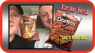 Doritos, Pizza Hut | BBQ Meatlovers Corn Chips | Taste Test