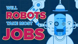 Will Robots Replace Humans And Take Our Jobs?   MONSTER BOX