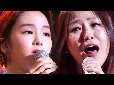 박정현, 국악소녀 송소희와 판타스틱 콜라보 '나 가거든' 《Fantastic Duo 2》 판타스틱 듀오 2 EP04