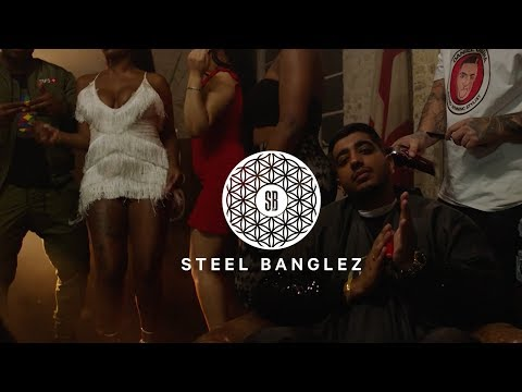 Steel Banglez - Bad feat. Yungen, MoStack, Mr Eazi, Not3s (Official Video)