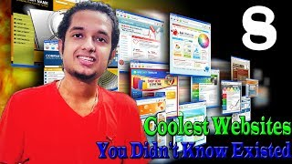 8 Most Amazing Cool Websites You Didn't Know Existed | Cure Your Boredom