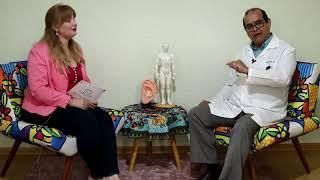Cibely Rabello entrevista Dr. Carlos Ruas Filho - Acupunturista e Fisioterapeuta